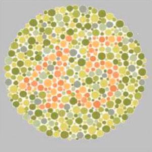 Teste de Ishihara 9 - Teste sua visão | Dr. Marcelo Vilar