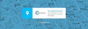 Mapa google maps   Dr. Marcelo Vilar