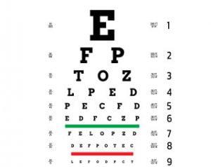 Teste sua visão | Dr. Marcelo Vilar