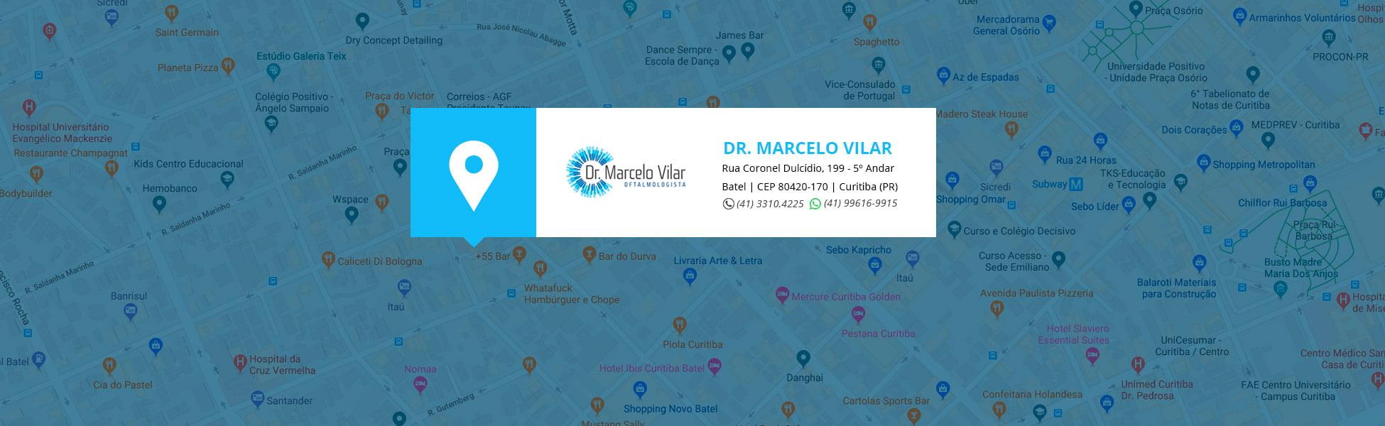 Contato | Dr. Marcelo Vilar