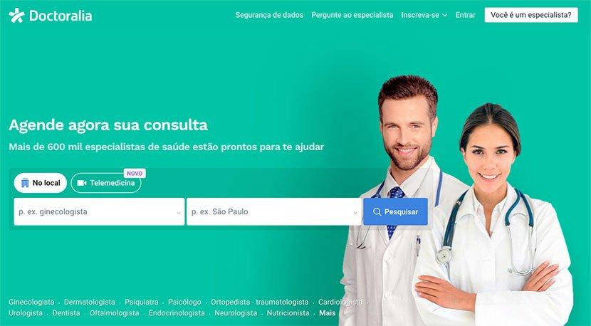 Como agendar sua consulta com o Doutor Marcelo Vilar no Doctoralia em 5 passos - Imagem 2 - Blog | Dr. Marcelo Vilar